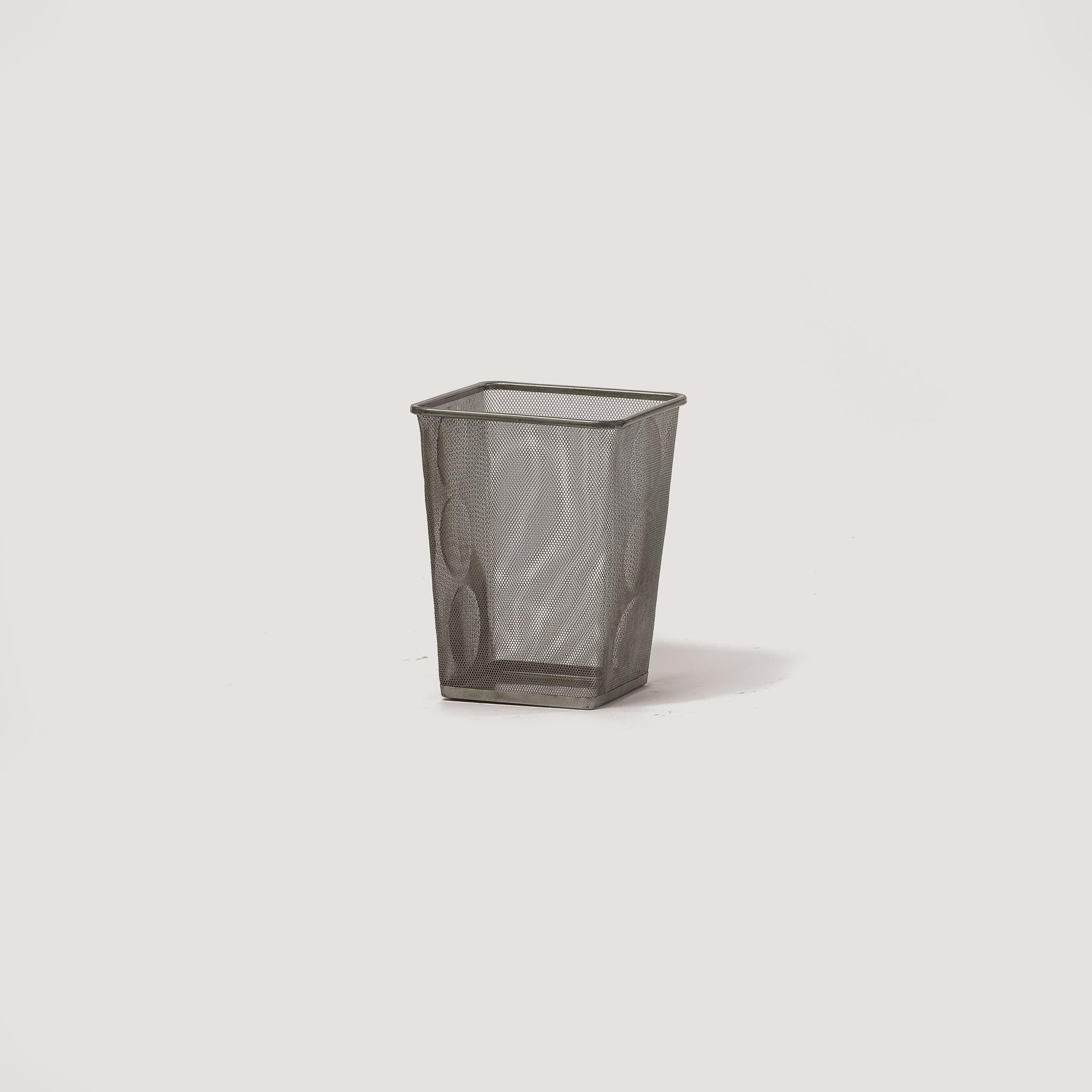 Najem koša za odpadke - kvadraten